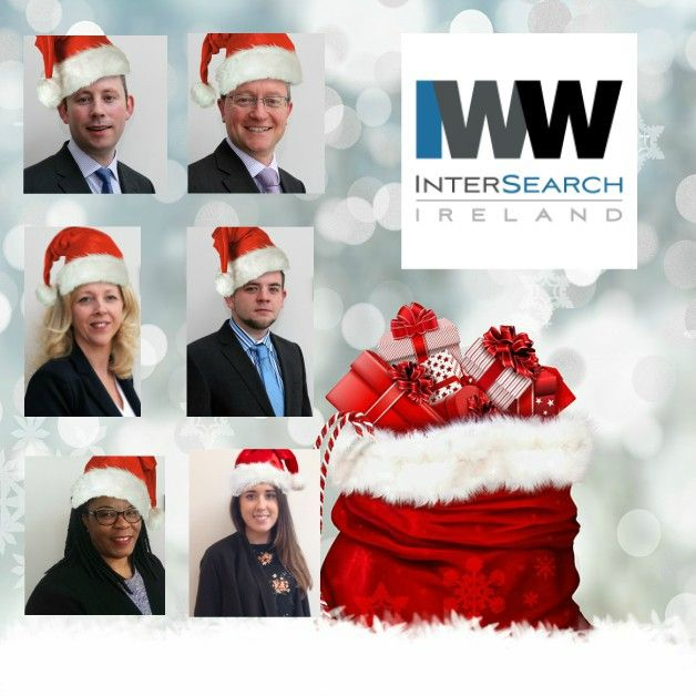 Seasons Greetings from InterSearch Ireland