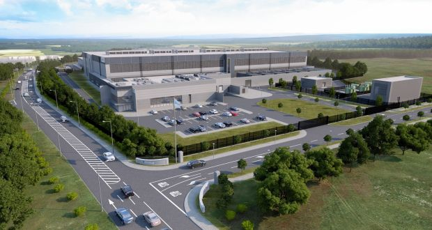 €200m data centre campus