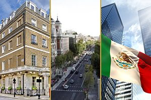 2011 - New offices in UK, Spain, Mexico