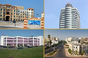 2012 - New offices in China, Morocco, Switzerland, UAE