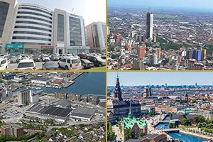 2013 - New offices in Colombia, Denmark, Hong Kong, Norway, Oman