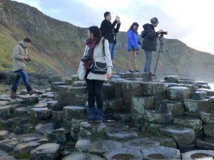 Chinese tourism Ireland