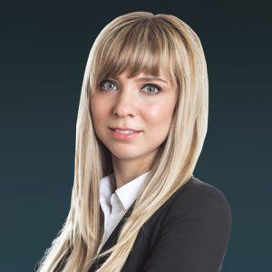 Daria Tulubenskaya, Director - InterSearch Russia