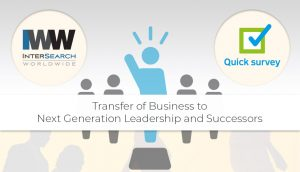 Transfer of Business to Next Generation