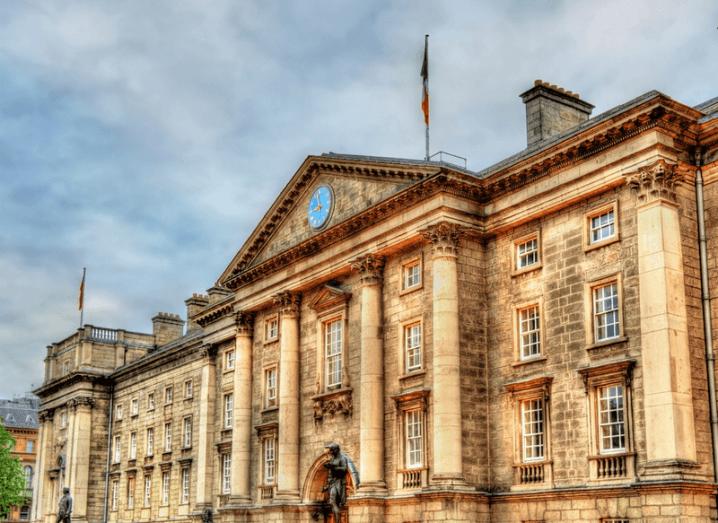 Trinity College Dublin ext12111-718x523