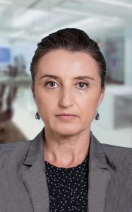Ana Ber, Regional Leader Central & Eastern Europe Energy & Renewables Practice Group of InterSearch: