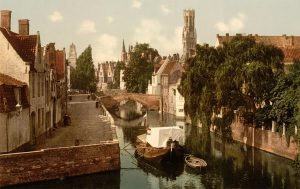 2018 InterSearch Annual Conference Bruges, Belgium, 2018