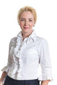 Marina Tarnopolskaya Kontakt Agency Company Leader