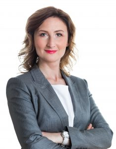 Yulia Zabazarnykh Life Sciences Group Leader of CEE Region